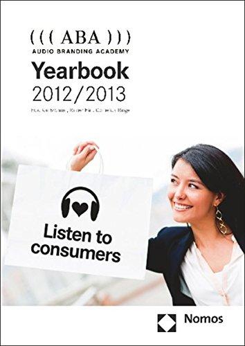 9783832978785: ABA - Audio Branding Academy Yearbook 2012/2013