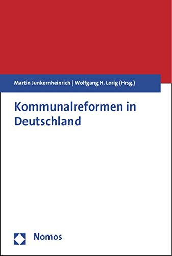 9783832979171: Kommunalreformen in Deutschland (German Edition)