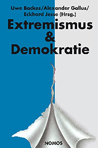 9783832979997: Jahrbuch Extremismus & Demokratie - E & D: 24. Jahrgang 2012 (German Edition)
