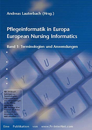9783833000171: Pflegeinformatik in Europa