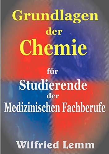 9783833003714: Grundlagen der Chemie