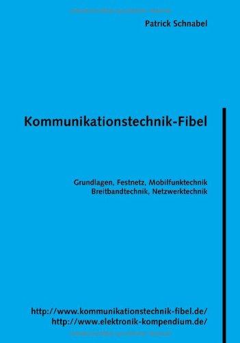 9783833005671: Kommunikationstechnik-Fibel