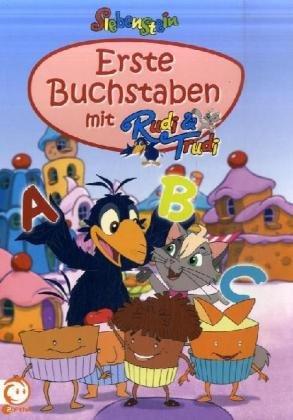 9783833105616: Erste Buchstaben mit Rudi und Trudi