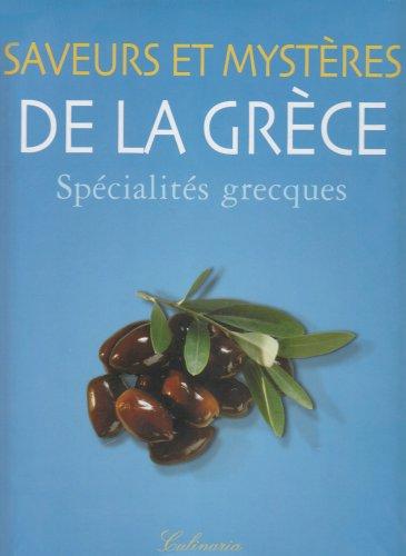 9783833110542: Saveurs et mystères de la Grèce : Spécialités grecques
