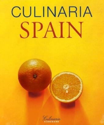 9783833111402: Culinaria Spain: A Literary,Culinary,and Photographic Journey for Gourmets
