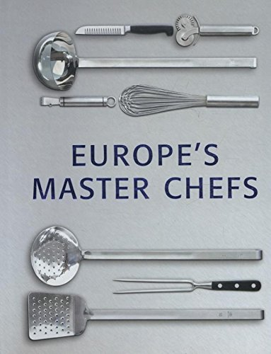9783833111587: Dine With Europe's Master Chefs