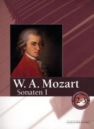 Sonaten und Rondi, Klavier: Wolfgang A. Mozart