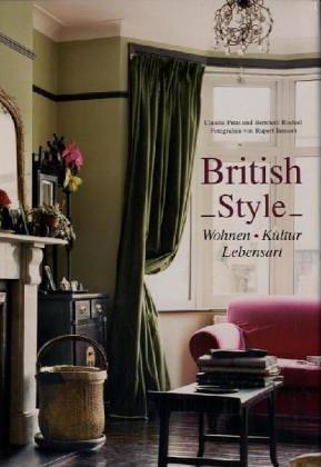 9783833114168: British Style. Wohnen - Kultur - Lebensart