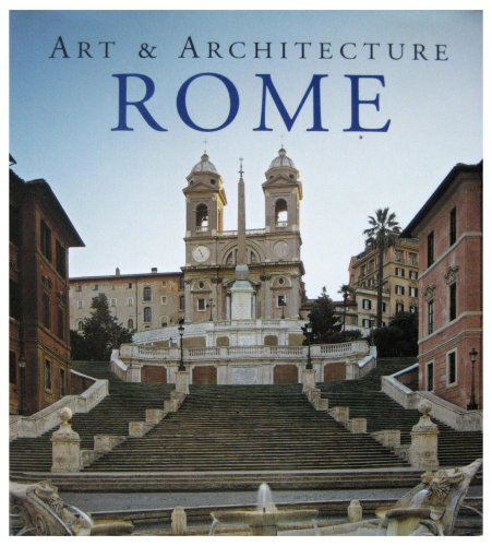 9783833114847: ART & ARCHITECTURE ROME