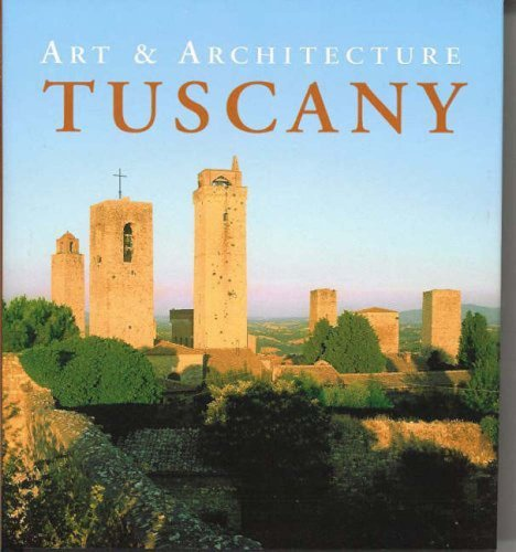 9783833114878: ART & ARCHITECTURE TUSCANY