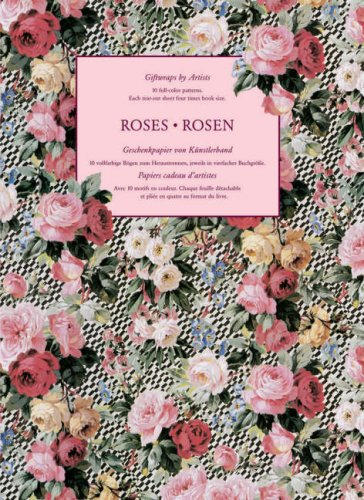 9783833115981: Roses (Giftwrap Papers)