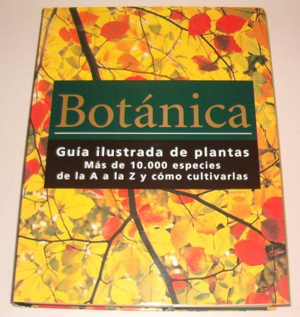9783833121586: Botanica: Guia ilustrada de plantas