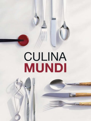 9783833121715: Culina Mundi