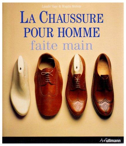 9783833122392: Chaussure pour Homme Faite Main (la)