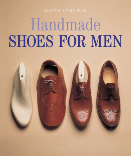 9783833122408: Handmade Shoes for Men