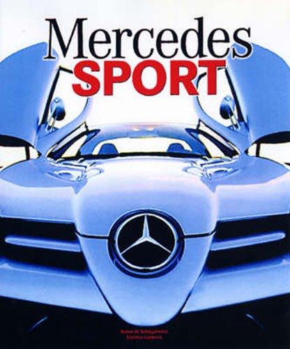 9783833123504: Mercedes sport. Ediz. inglese, tedesca e francese