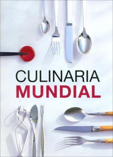 9783833123764: Culinaria mundial