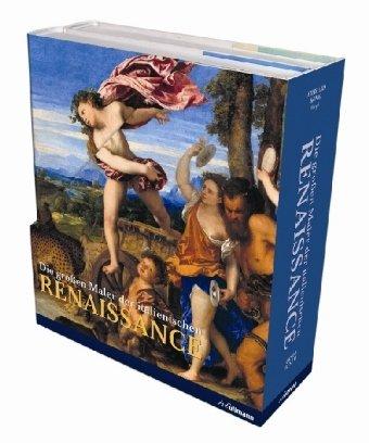 9783833125645: Die großen Maler der italienischen Renaissance. 2 Bände im Schuber