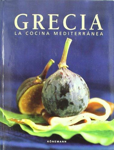 9783833126031: Grecia-cocina Mediterranea
