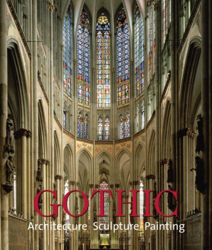 9783833135125: Gothic (Lct): Architecture, Sculpture, Painting