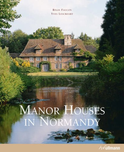 9783833135231: Manor Houses in Normandy