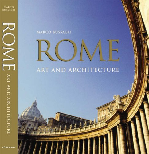 9783833135897: Rome: Art and Architecture
