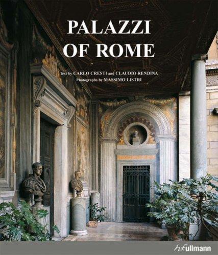 9783833136115: Palazzi of Rome