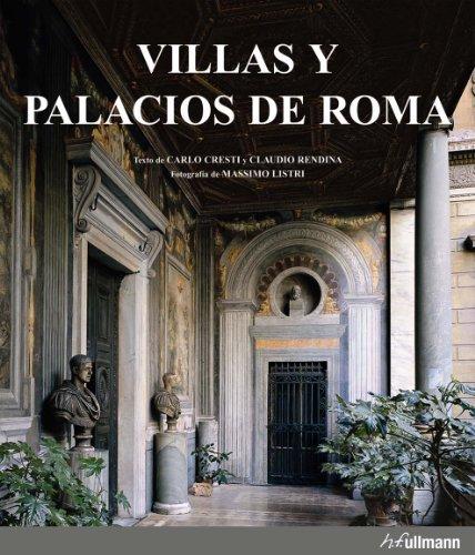 9783833136139: Villas y Palacios de Roma