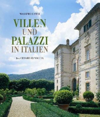 9783833136436: Villen und Palazzi in Italien