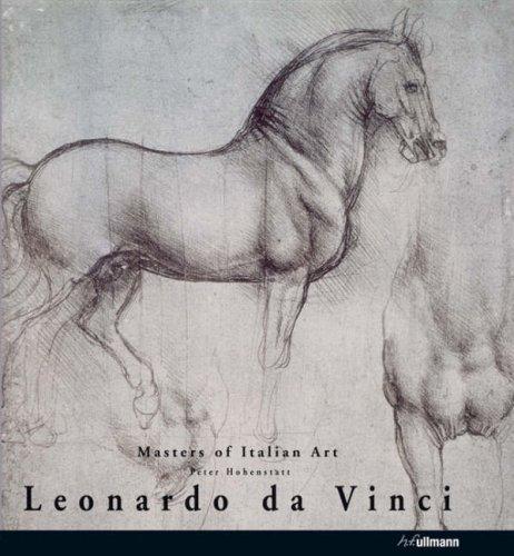 Leonardo Da Vinci (Masters of Art): H F Ullmann