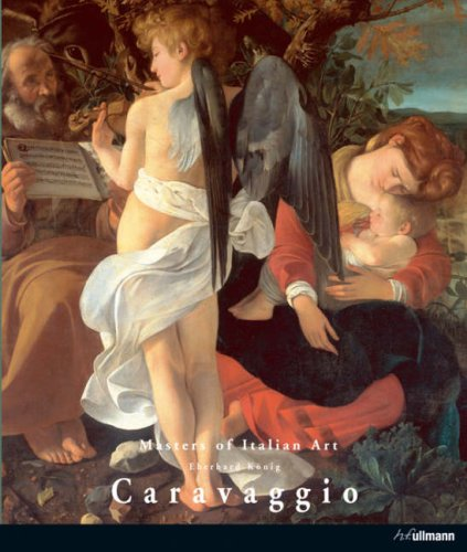 9783833137877: Caravaggio (Masters of Art)