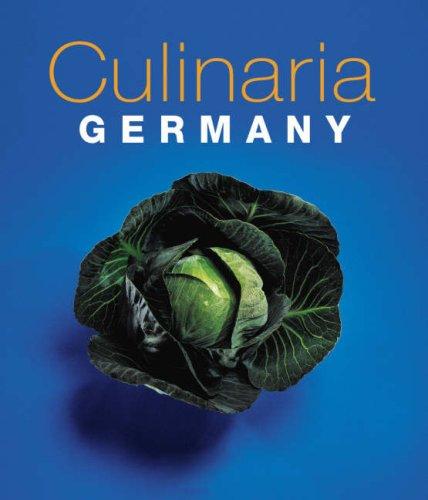 9783833141140: Culinaria Germany