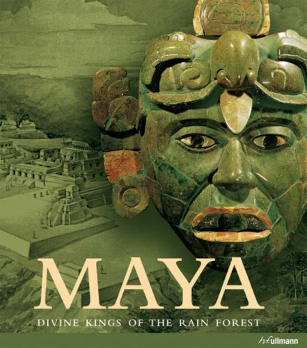 Maya - divine kings of the rainforest: Grube, Nikolai
