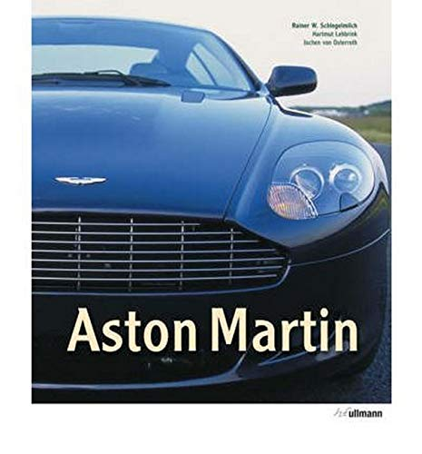 9783833143410: Aston Martin