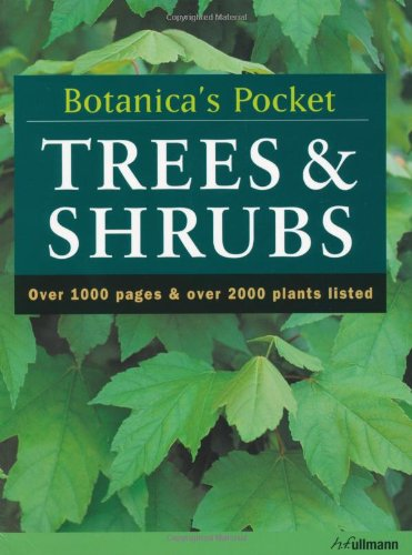Botanica's Pocket: Trees and Shrubs: Cheers, Gordon