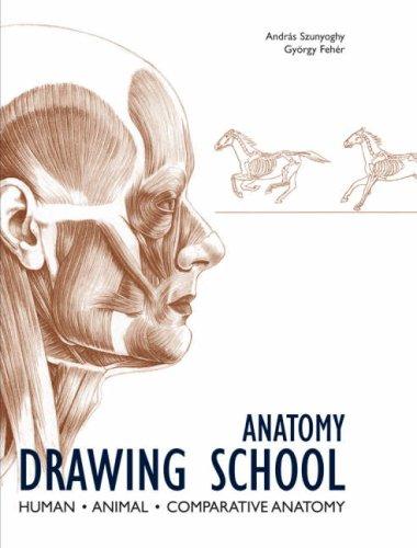 9783833145315: Anatomy Drawing School