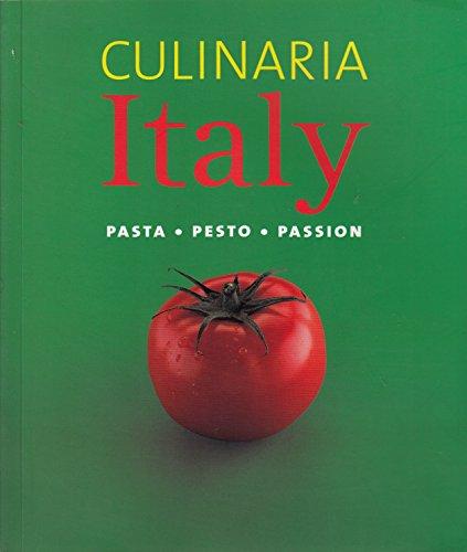 9783833146657: Culinaria Italy: Pasta Pesto Passion