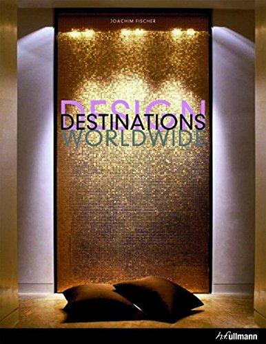 9783833147463: Design Destinations Worldwide