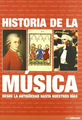 9783833148385: Historia De La Musica (Rustica)