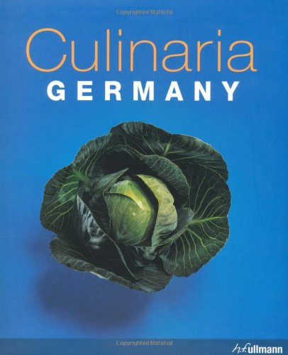9783833149085: Culinaria Germany