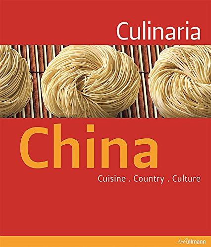9783833149955: CULINARIA CHINA: Country. Cuisine. Culture.