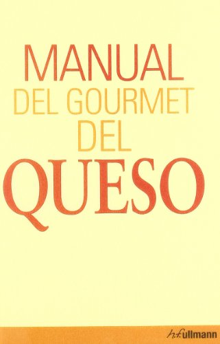 9783833150845: MANUAL DEL GOURMET DEL QUESO