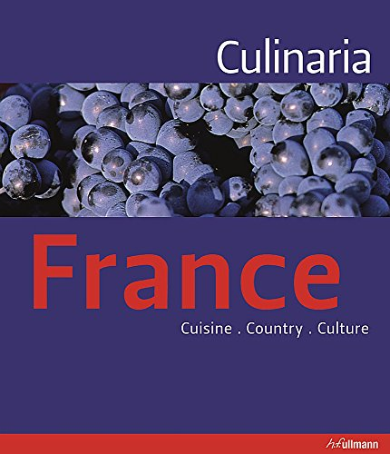 9783833151132: CULINARIA FRANCE (Relaunch): Country. Cuisine. Culture.