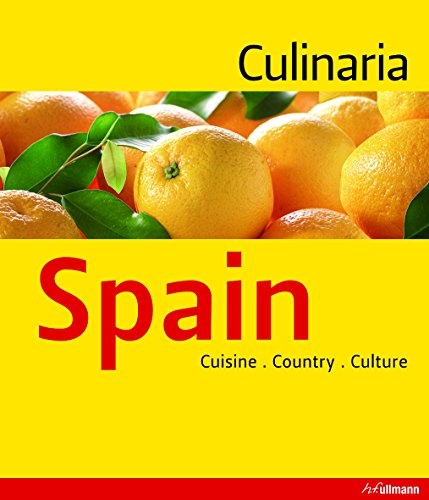 9783833151231: Culinaria Spain: Country, Cuisine, Culture