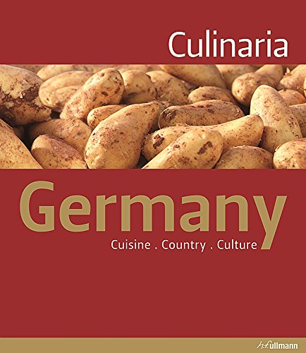 9783833151286: CULINARIA GERMANY: CUISINE COUNTRY CULTURE