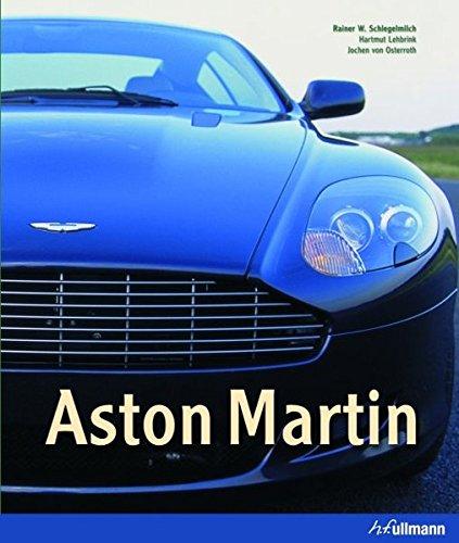 9783833151378: Aston Martin. Ediz. inglese, francese e tedesca (Lady coffee table)