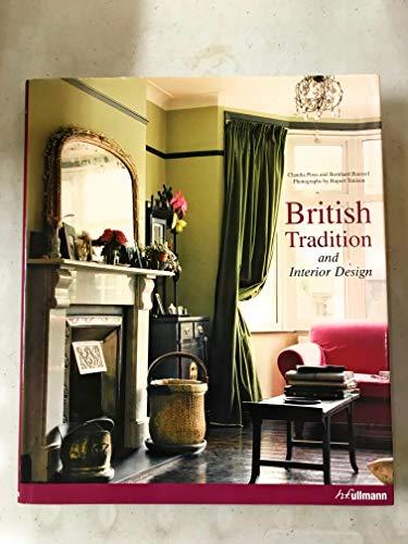 9783833152450: British Tradition and Interior Design