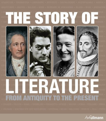 9783833152580: Story of Literature: From Antiquity to the Present