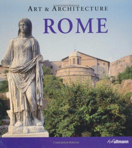 9783833152856: ART & ARCHITECTURE ROME