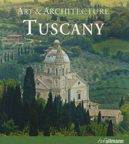9783833152863: Art & Architecture Tuscany